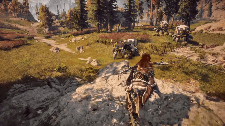 Horizon Zero Dawn Has Been Rumored To Be Coming To PC Surprisingly Soon, Likely False