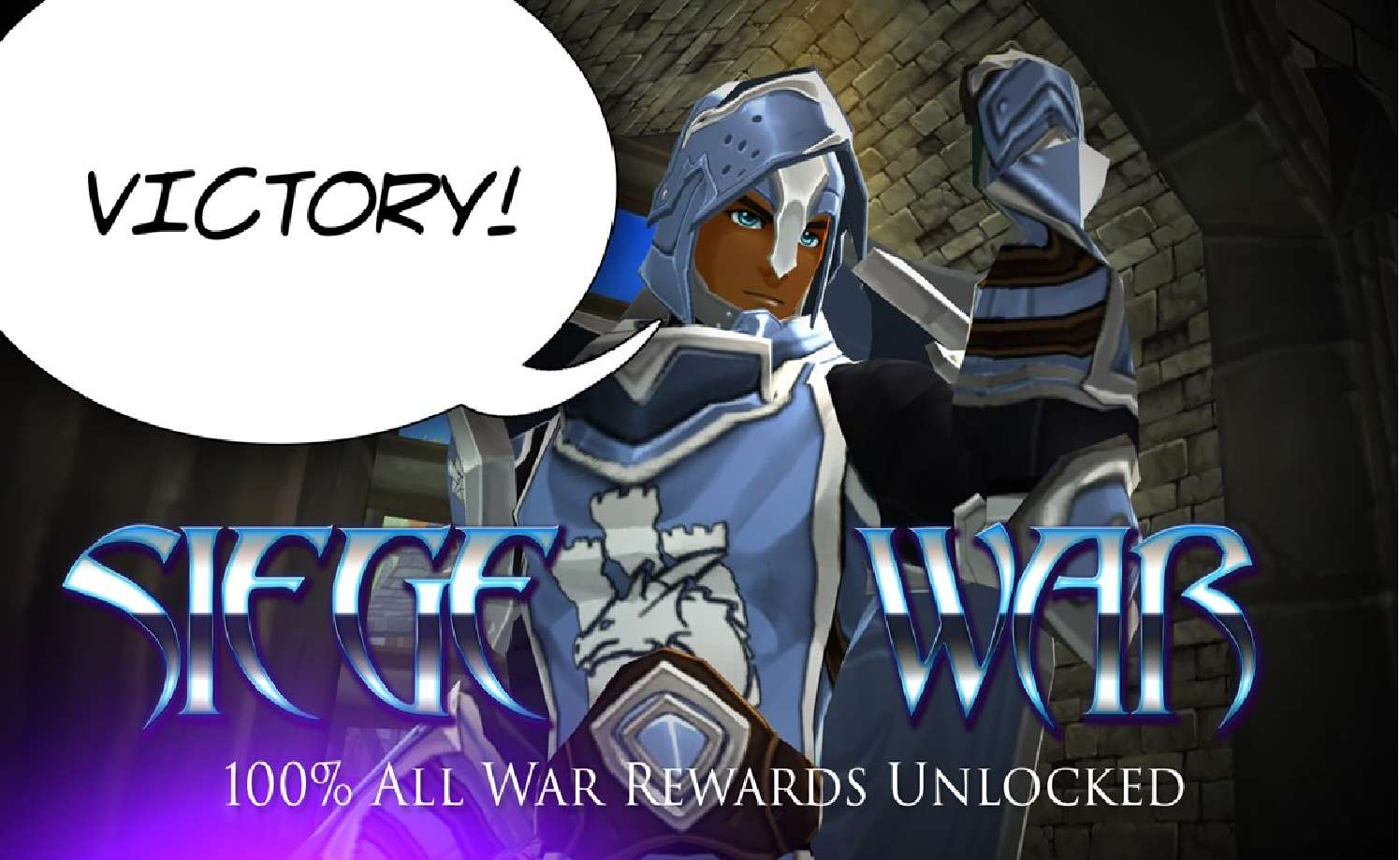 Frost Siege War Now 100% In Adventure Quest 3D, Granting Players Access To All Rewards