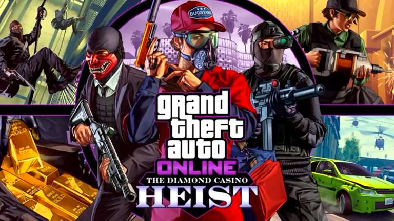 The New Diamond Casino Heist Will Be The Most Comprehensive Heist Mission In Los Santos History, According To Rockstar