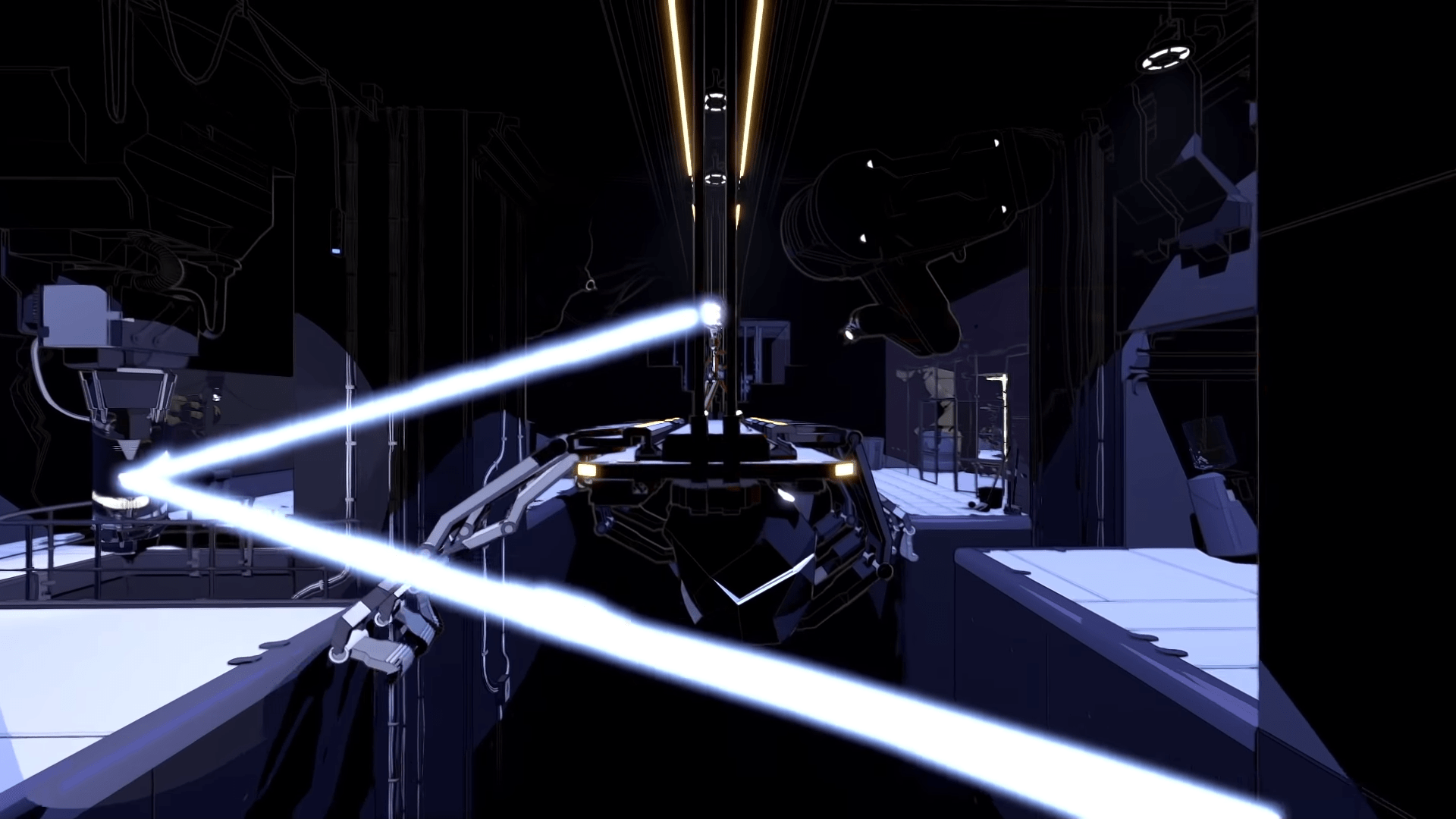 Fear The Dark For A Bit Longer, As Lightmatter Sets To Release Next Month On Steam