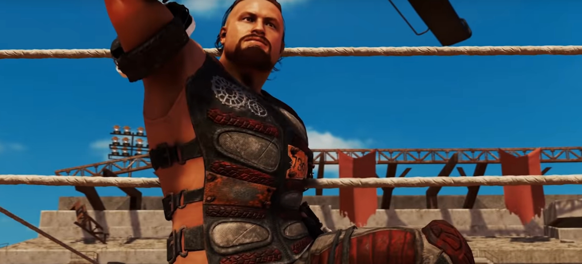 "WWE 2K20 Releases New Originals Add-On Pack ""Wasteland Wanderers"""