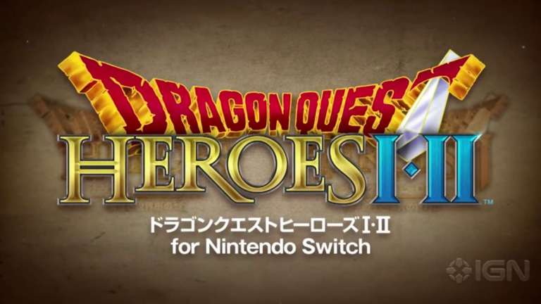 Rumor Has It That Dragon Quest Heroes 1 And 2 Might Be Headed To The Switch For The Western Audience