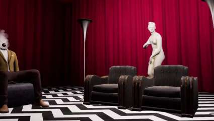 Twin Peaks VR Trailer Shows The Black Lodge And Town, Wont Be Long Before Fans Can Explore The Town And Learn Its Secrets