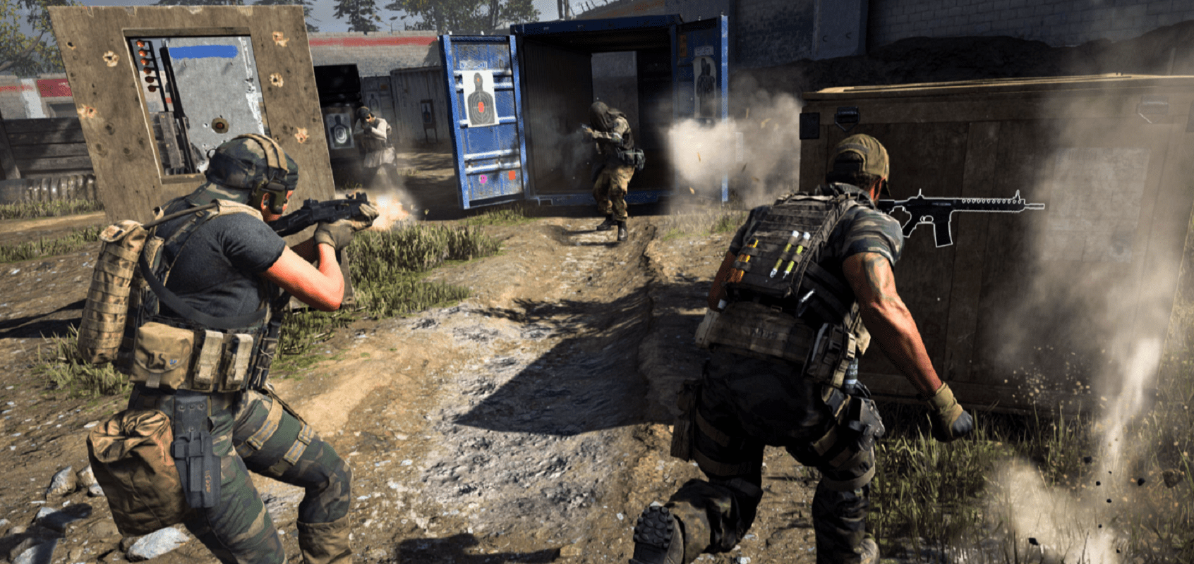 Two Limited-Time Modes Have Been Added To Call of Duty: Modern Warfare, Infected And GunFight O.S.P.