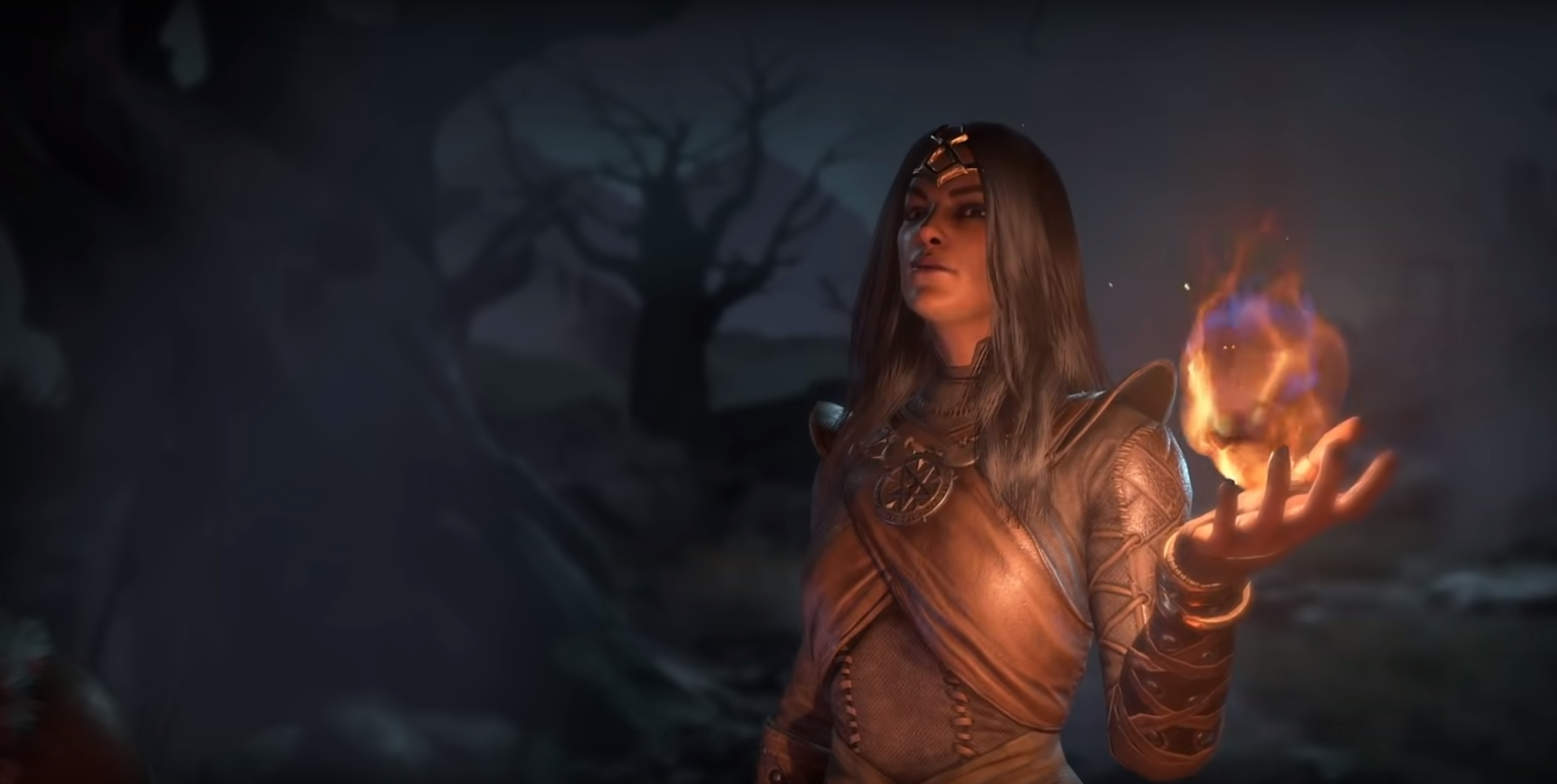 Introducing The Sorceress, One Of Three Currently Confirmed Diablo IV Classes