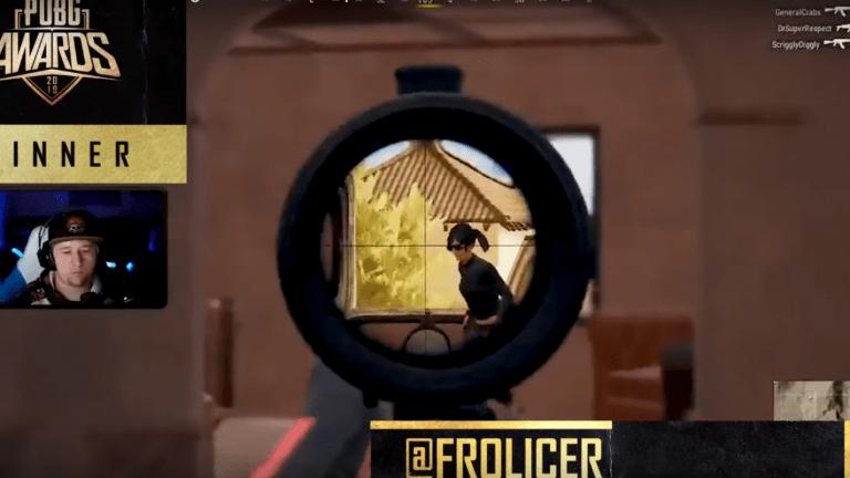 PUBG Gamer Wins Week 4  Of The 2019 PUBG Awards With His Impressive Close-Range Sniper Triple-Kill