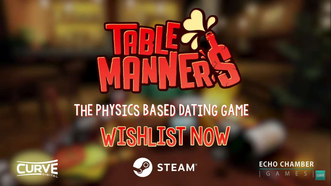 Table Manners Puts You At The Table With The Worst Kinds Of Dates, Take Your Seat And Let Out Some Extra Stress In A Virtual Dinner Date