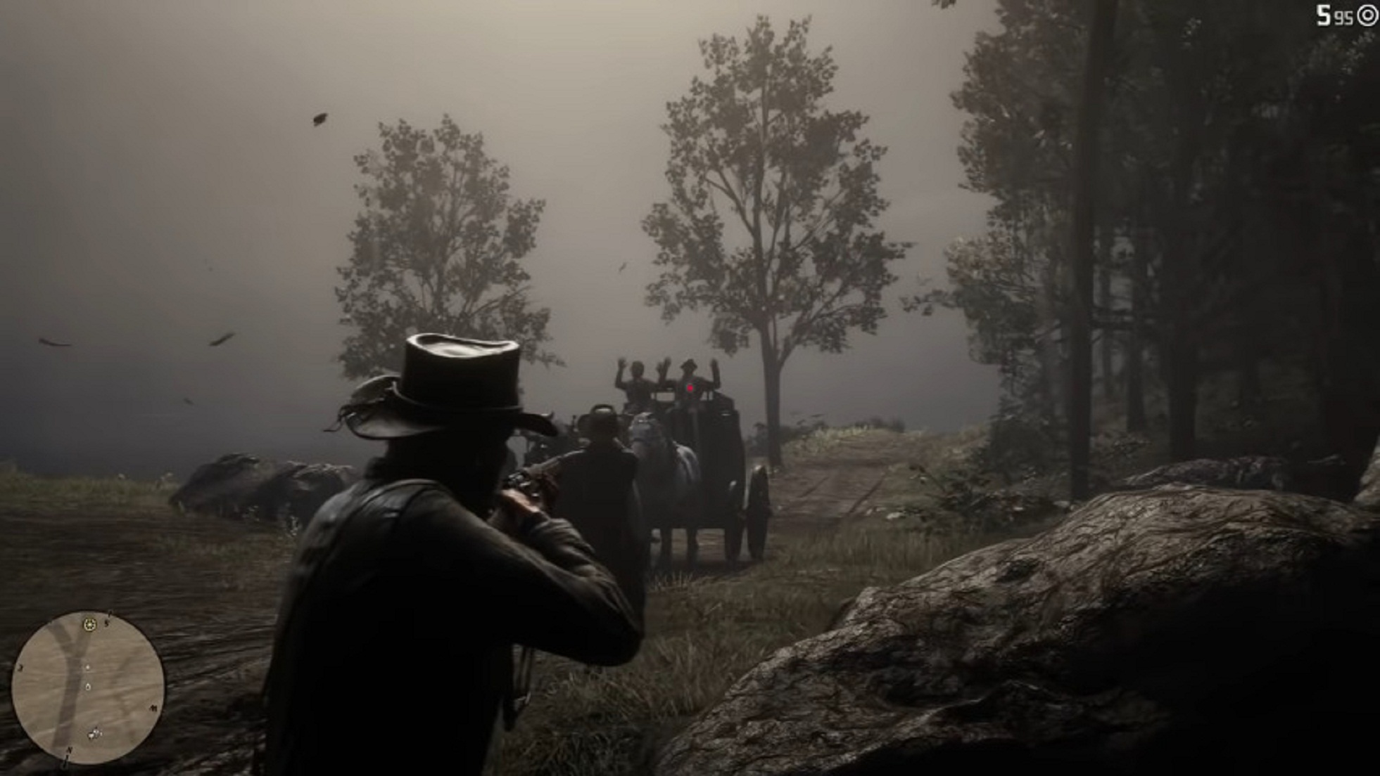 Recently, Take-Two Filed A Copyright Suit To Cancel A New Red Dead Redemption PC Port, 'Damned Enhancement Project'