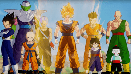 Dragon Ball Z Kakarot Releases A New Patch, And Here's Everything That Was Updated Or Added