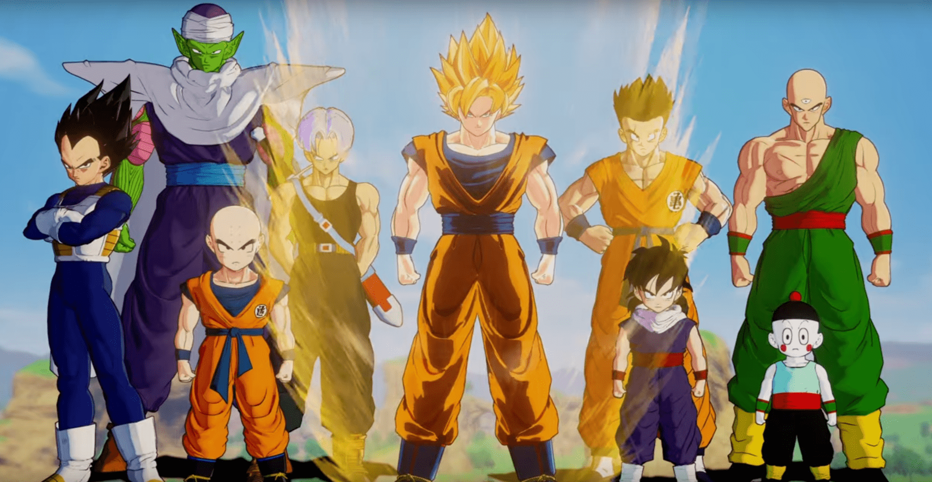 Dragon Ball Z Kakarot's DLC Story Arc Might Encompass The Original Two Broly Movies