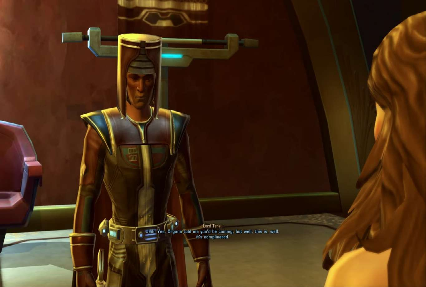 Star Wars The Old Republic Releases Alderaan Stronghold To Public Test Server For The First Round Of Feedback