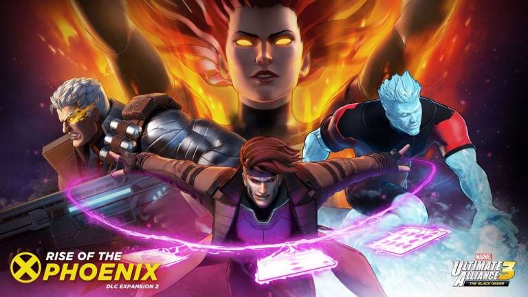 Marvel Ultimate Alliance 3's Rise Of The Pheonix Update Has Just Gone Live, Level Cap Increase And Much More Has Been Added To This Superhero Game