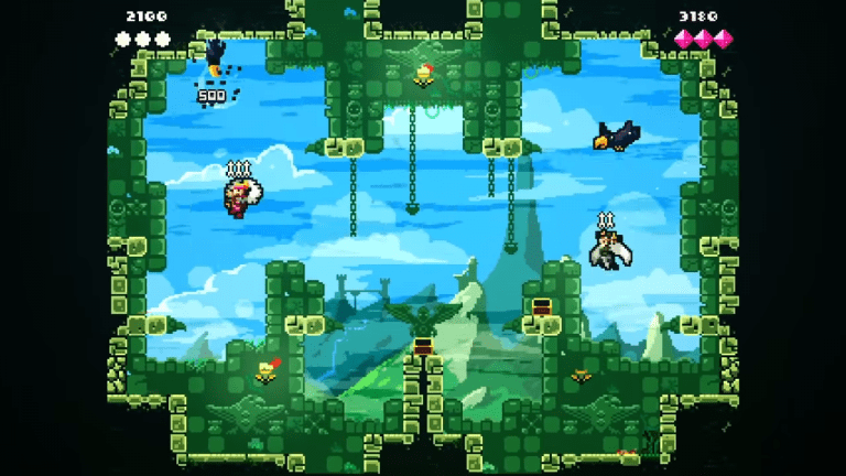 On The Second Day Of Christmas, Epic Game Store Gave To Everyone: Towerfall Ascension