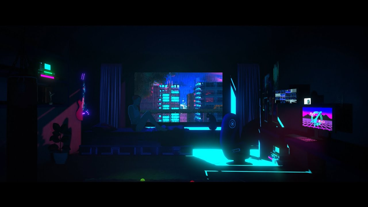 Evolutis Is A Beautiful Mix Between Cyberpunk Worlds And A Signtature 80s Art Style, See Your Comic Come Alive In This New Blade Runner Inspired Game