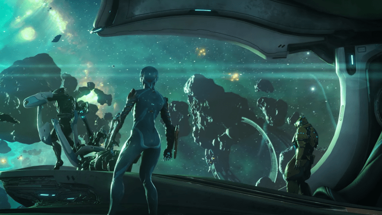 Warframe Brings Hyped Expansion Empyrean Live Last Night During Game Awards