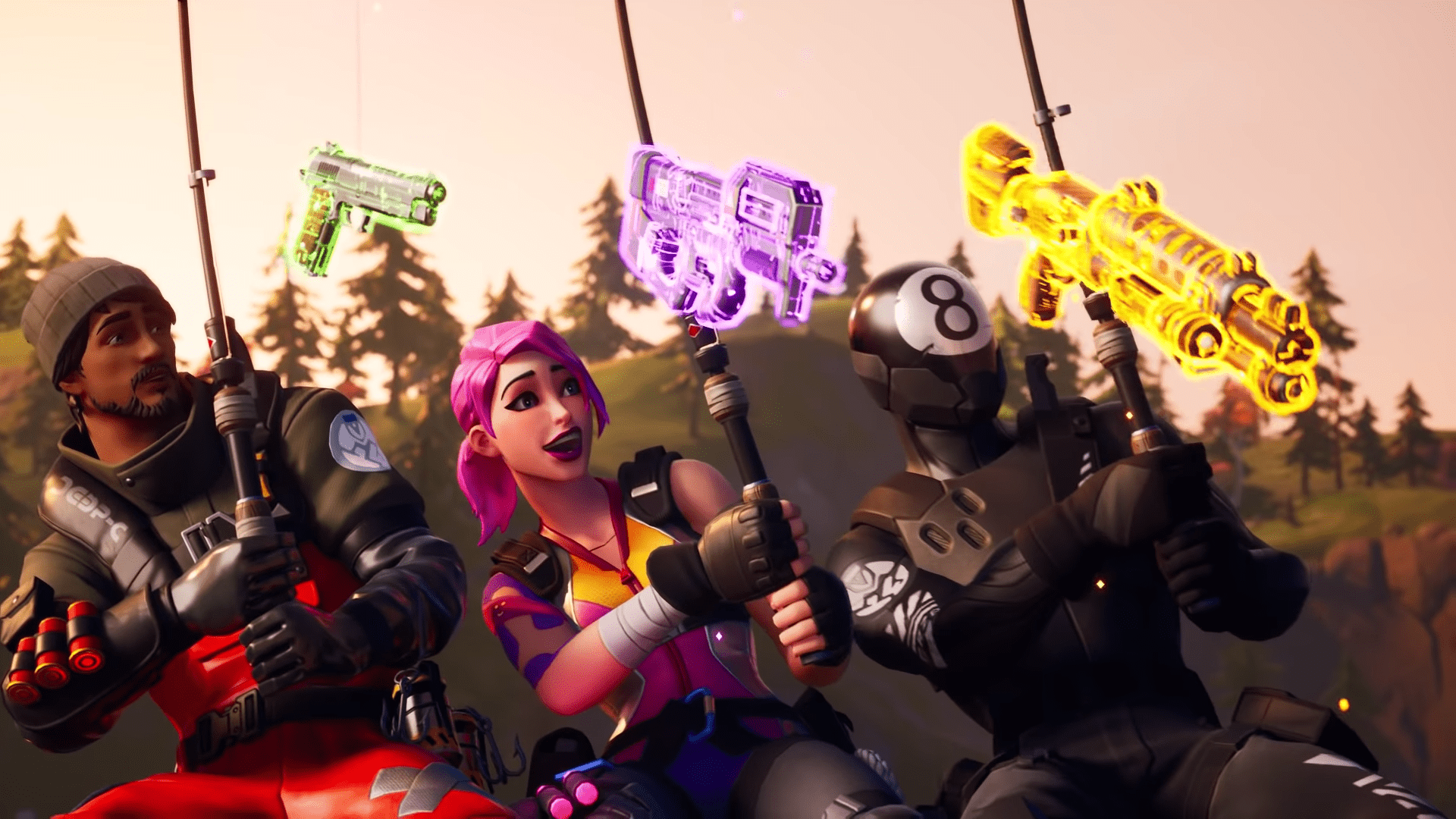Fortnite Update V11.31 Announced With Patch Notes Updated, Winterfest Highly Expected