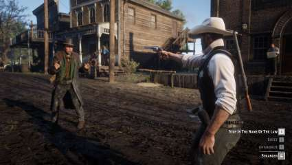 The Infamous Hot Coffee Mod Has Been Built For Red Dead Redemption 2, Rockstar Is Trying To Remove It