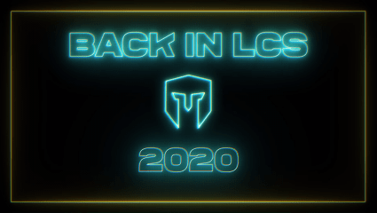 Immortals Are Back Into The LCS With After A 2 Year Hiatus From The LCS Scene