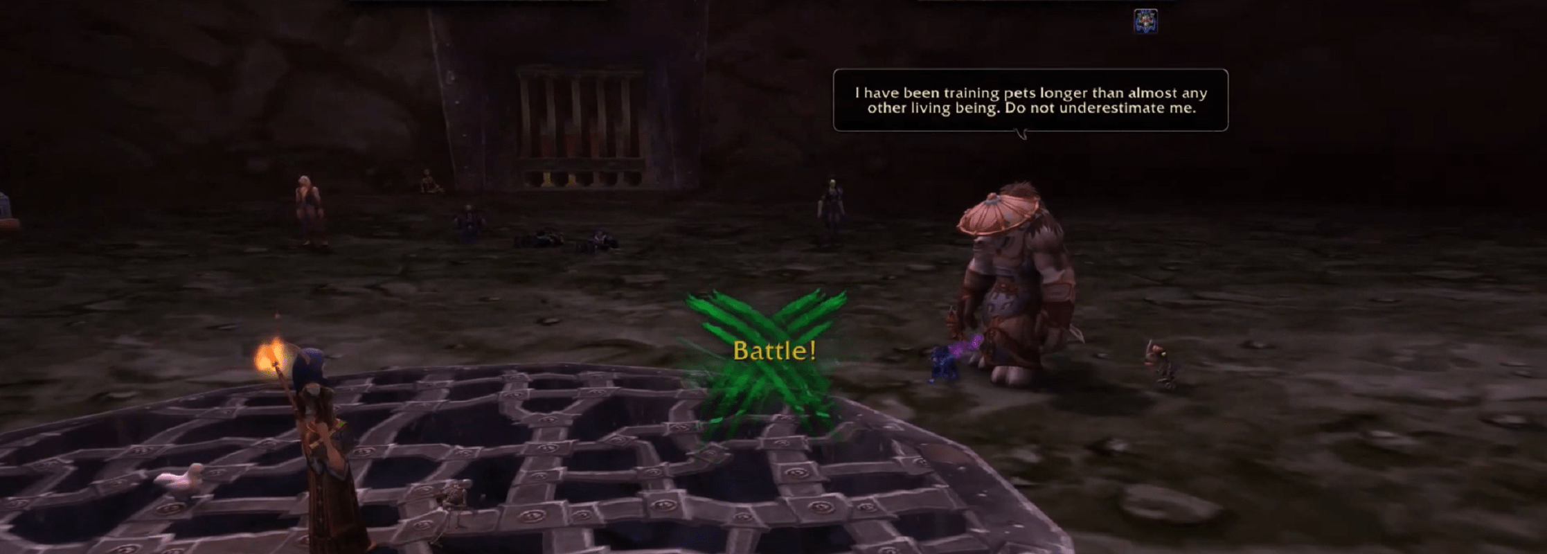 World Of Warcraft: Battle For Azeroth Gets A New Pet Battle Dungeon, Blackrock Depths