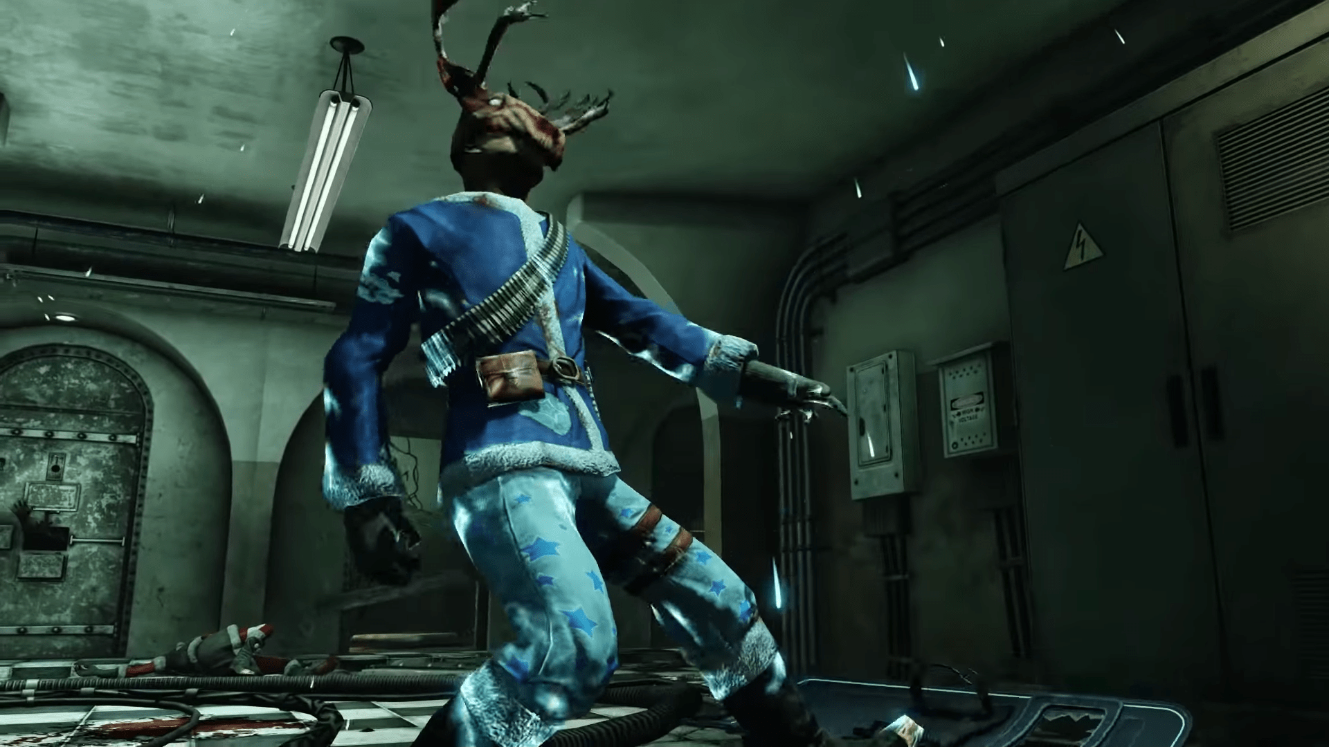 Yuletide Horror Comes To Killing Floor 2 On Steam, With A Surprising Amount Of New Content