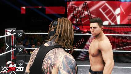 WWE 2K20 December Patch Update Fixes More Bugs And Adds Create-A-Championship