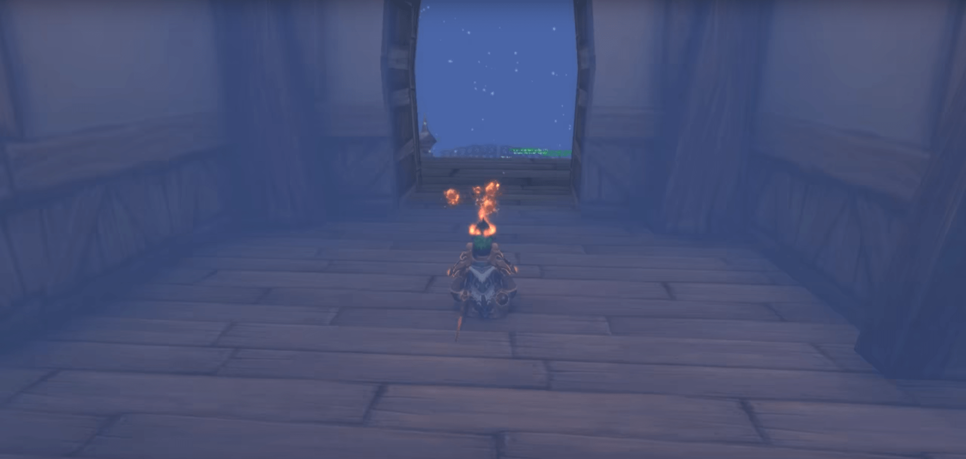 Arathi Basin Has Frozen Over In This Week's PvP Brawl In World Of Warcraft: Battle For Azeroth