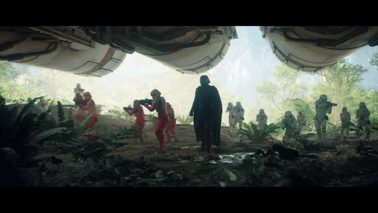 Star Wars Battlefront 2: The Rise Of Skywalker Trailer Shows Off Upcoming Free Content Update, Including A New Map And Playable Characters