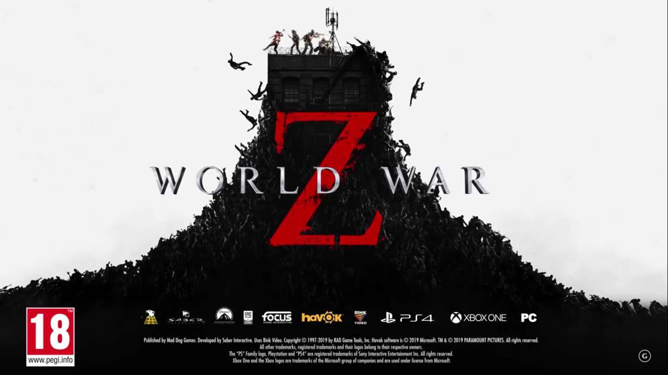 Horde Mode Z Comes To World War Z With Even More Fast Paced Zombie Action