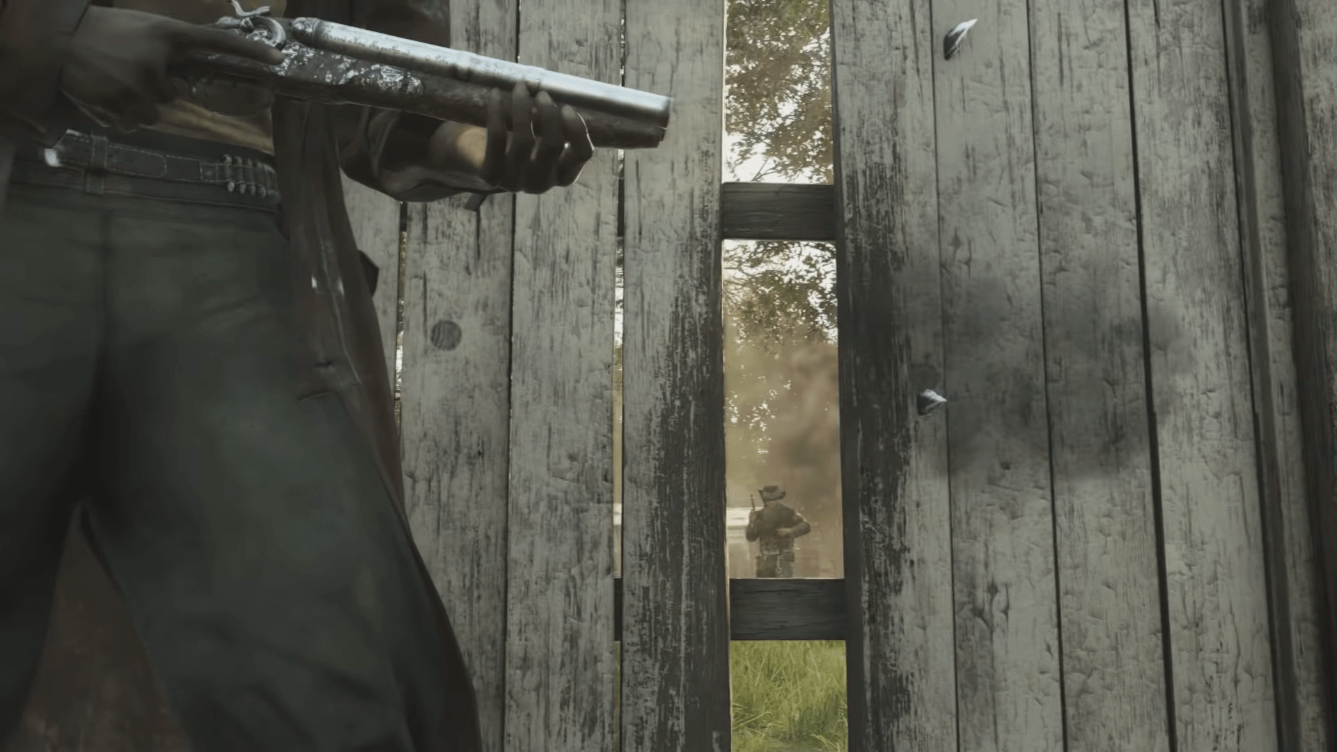 Hunt: Showdown's Latest Patch Brings New A.I. Variants And A New Sunset Setting