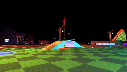 Golf With Your Friends Brings The Museum Update Live, With A New Level And Upgraded UI