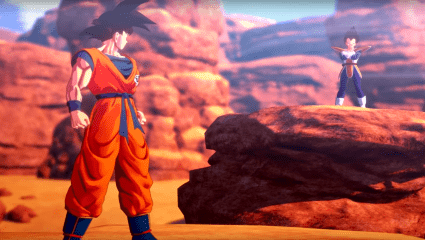Dragon Ball Z: Kakaraot Gameplay Video Shows Off One Of The Greatest Battles In The Franchise, The First Fight Between Goku And Vegeta