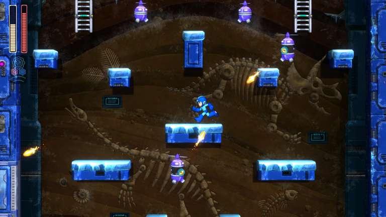 Capcom Files New Trademarks For Mega Man, Power Stone, Darkstalkers, And Dino Crisis