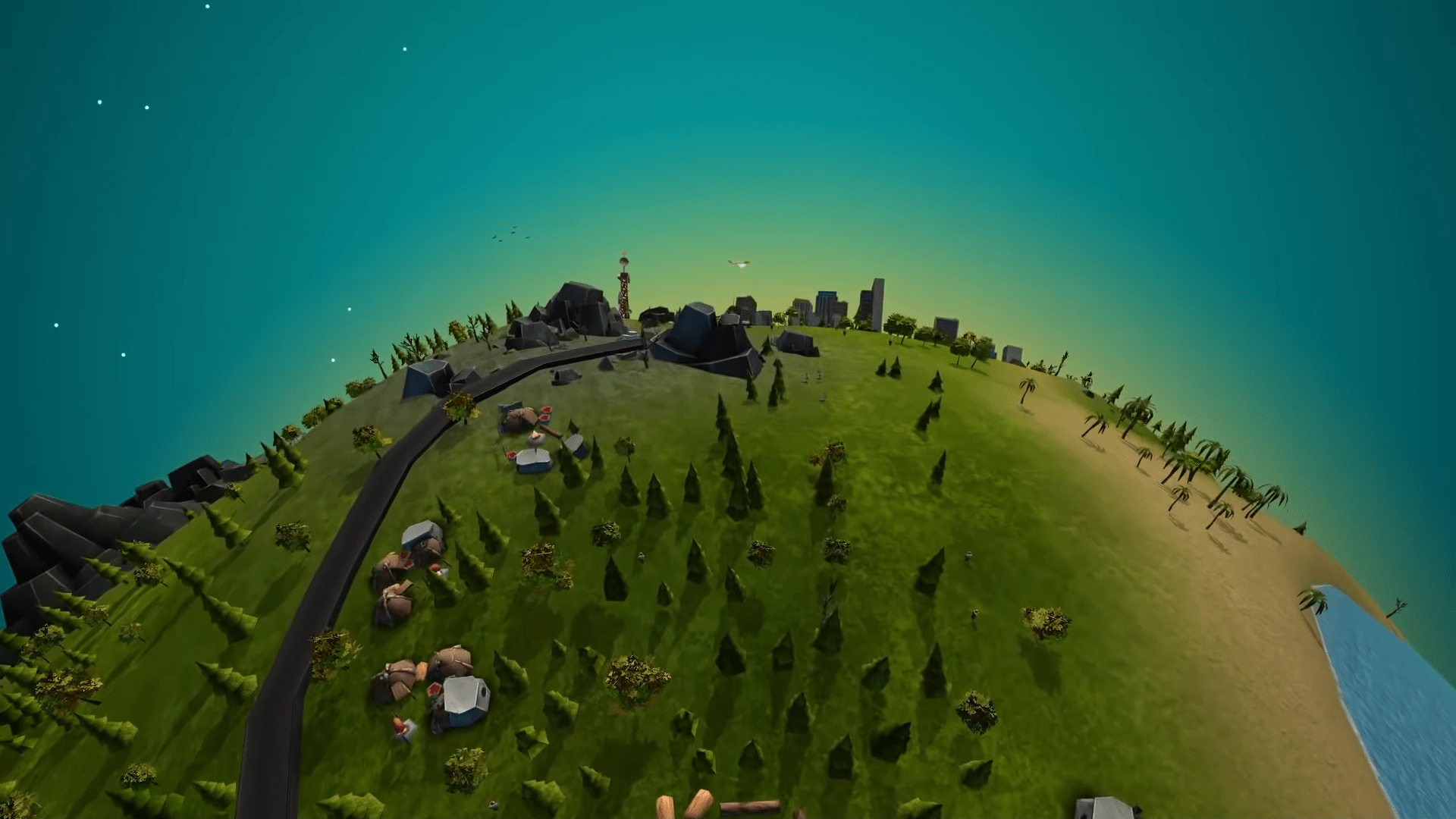 Universim Developer Is Donating 30% of Steam Revenue, 100% Of Website Revenue To Australian Bushfire Fund