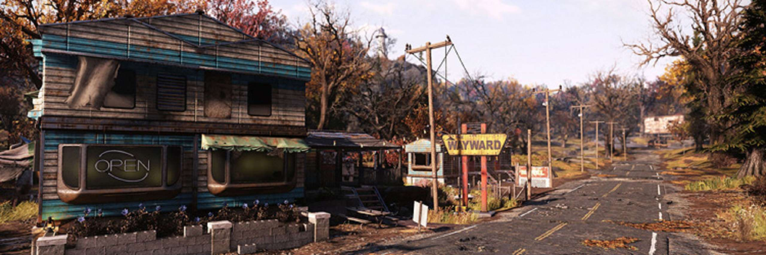 Fallout 76 Wastelanders Update Includes Allies That You Can Become Romantic With, According To Bethesda