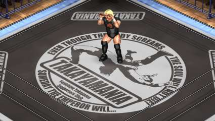 "Second ""Takayamania"" Yoshihiro Takayama Charity DLC Released For Fire Pro Wrestling World"
