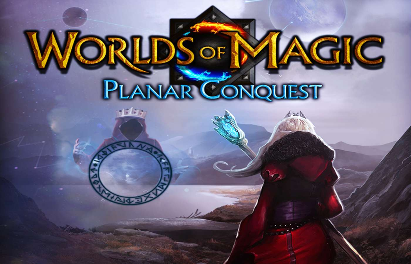 Aim For The Title Of Sorcerer Lord In Worlds Of Magic: Planar Conquest, Coming To Switch Late January 2020