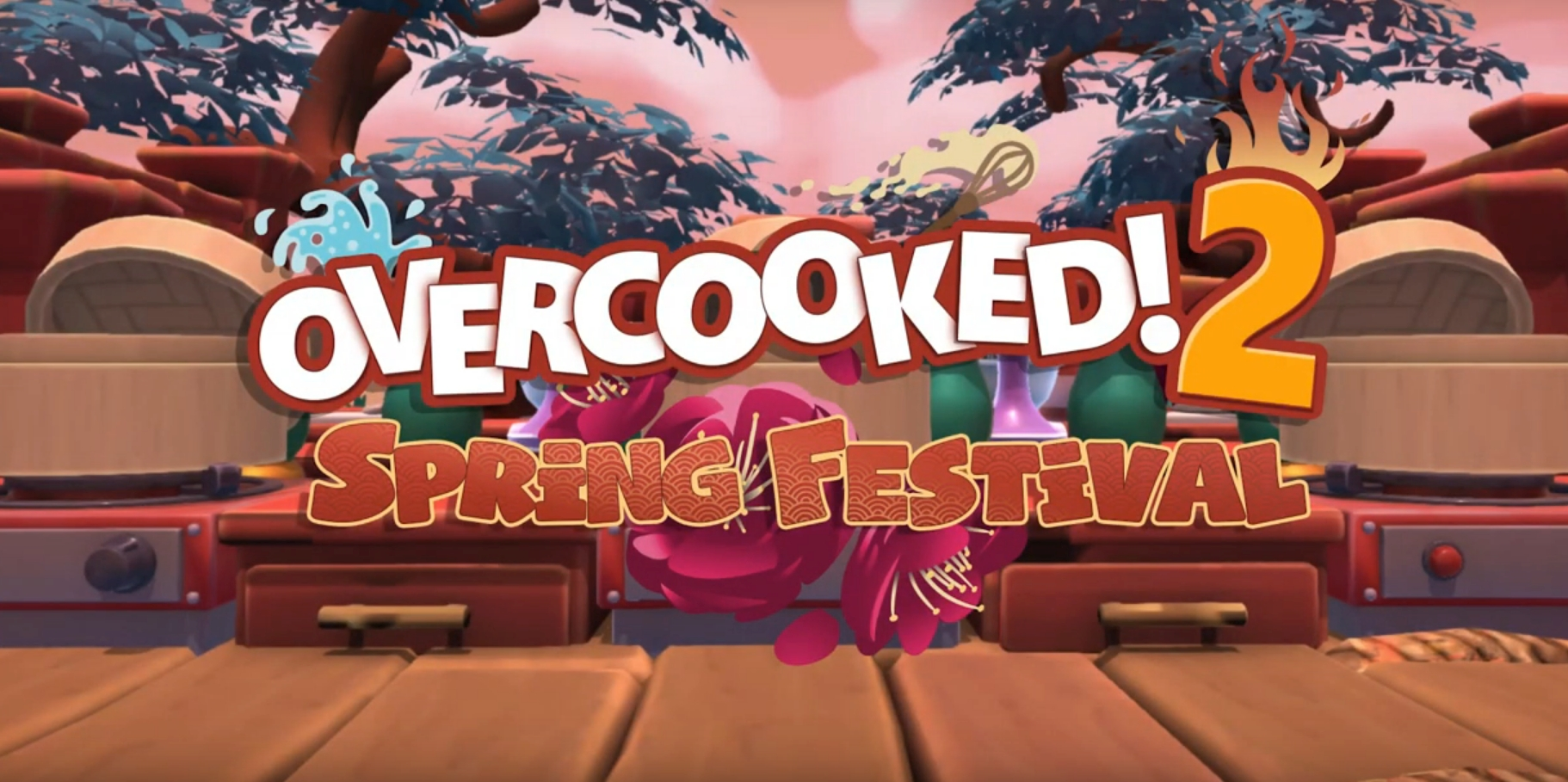 Overcooked 2 Celebrates Spring Early With Free Update Including New Chefs And Levels