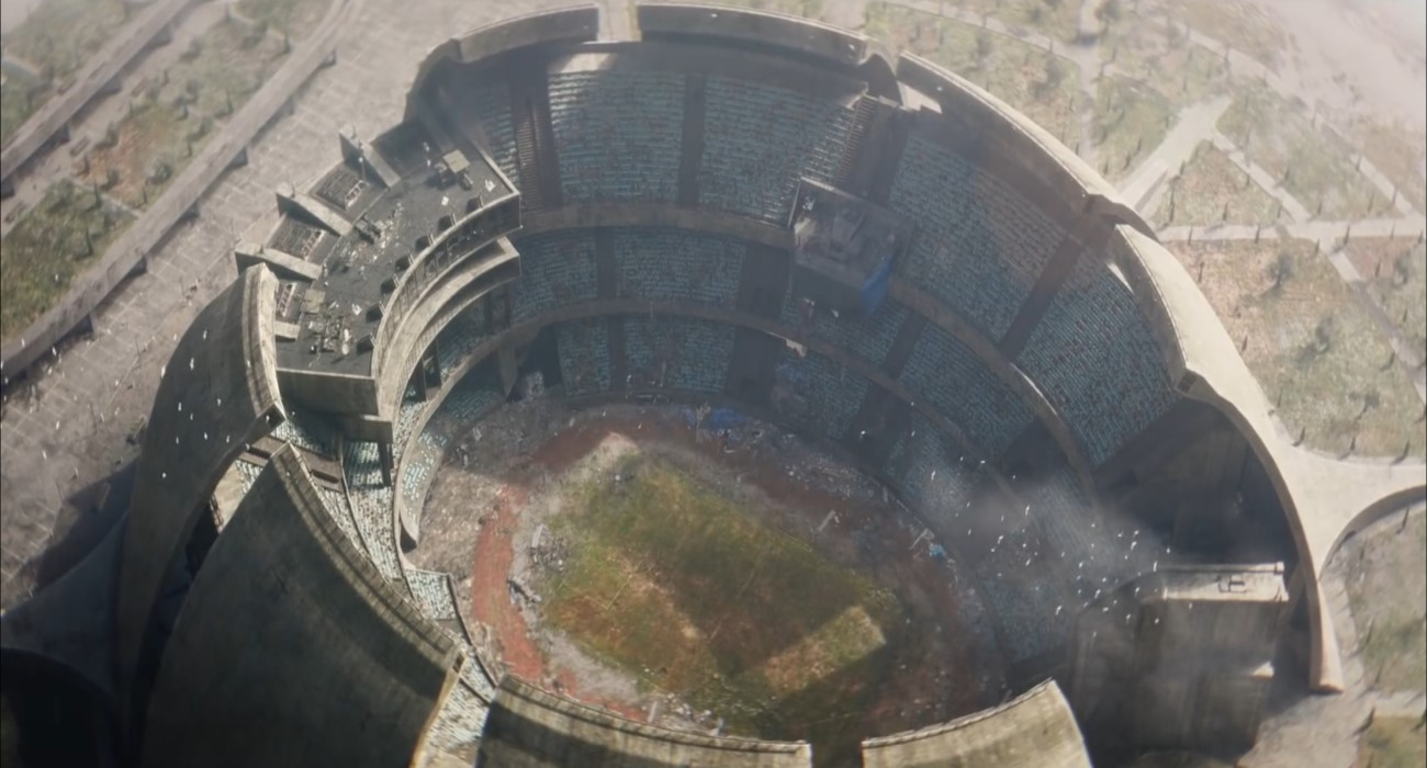Rainbow Six Siege Is Getting A New Map Called Stadium In Celebration Of The Six Invitational