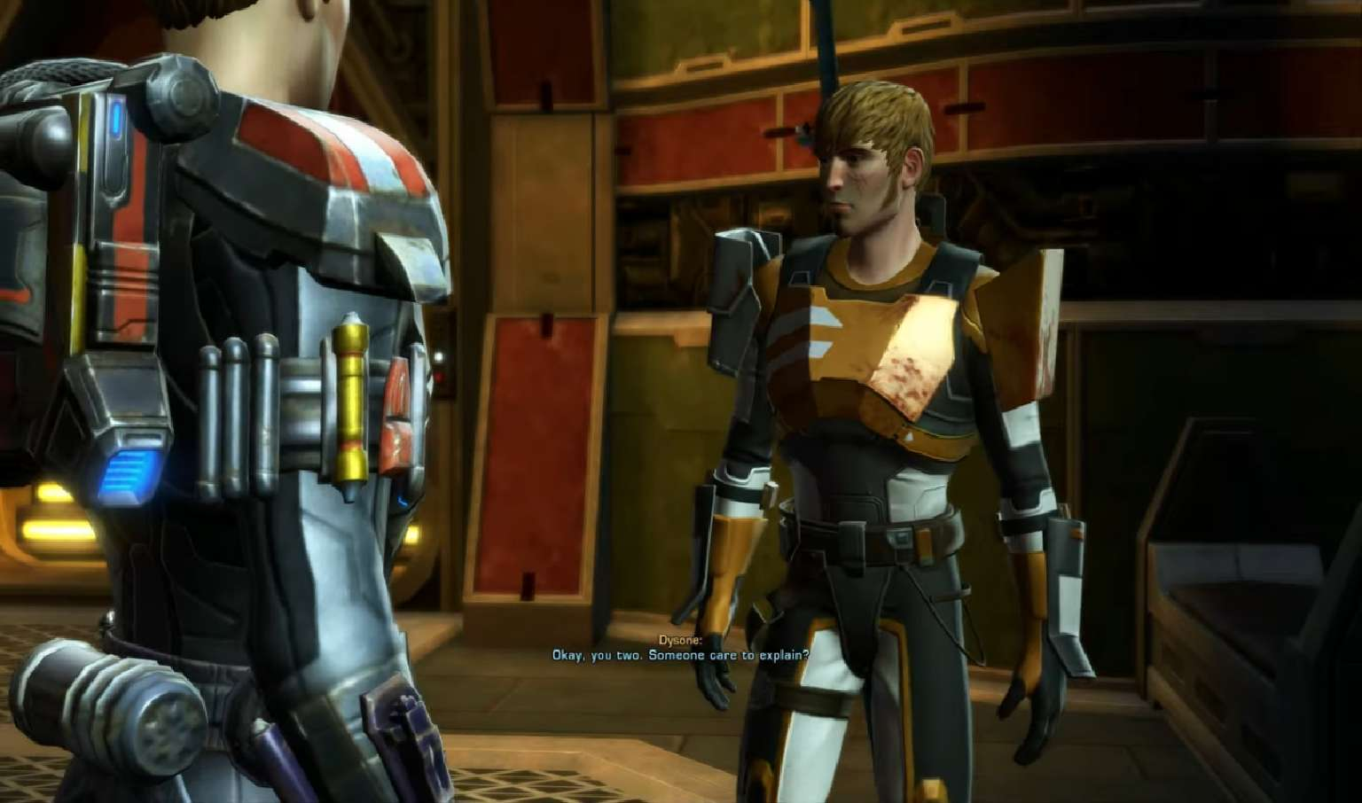 Star Wars The Old Republic Producer Keith Kanneg Talks About Content To Come