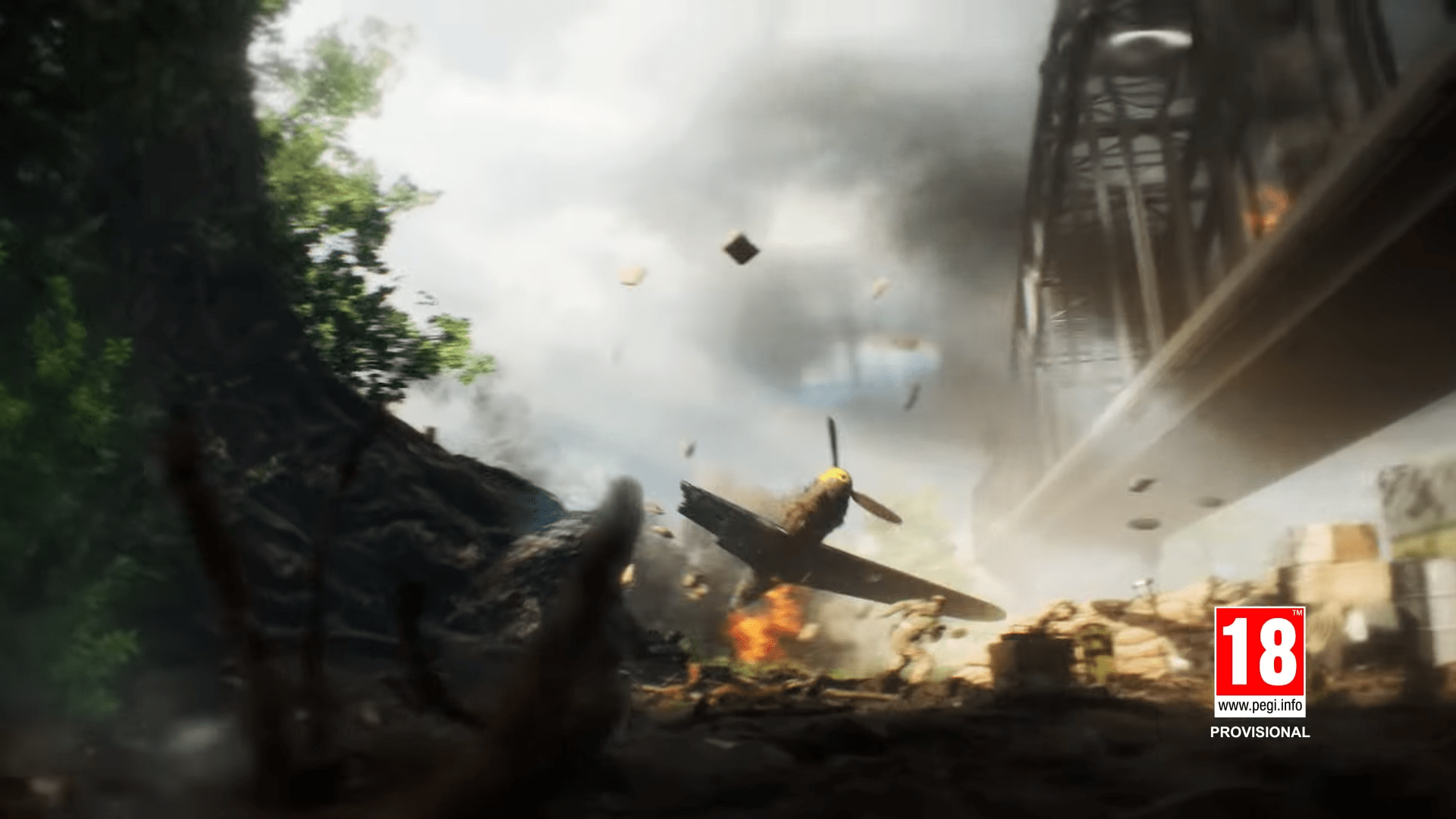 Using Linux Operating Systems In Battlefield V Will Likely Result In A Permanent Ban