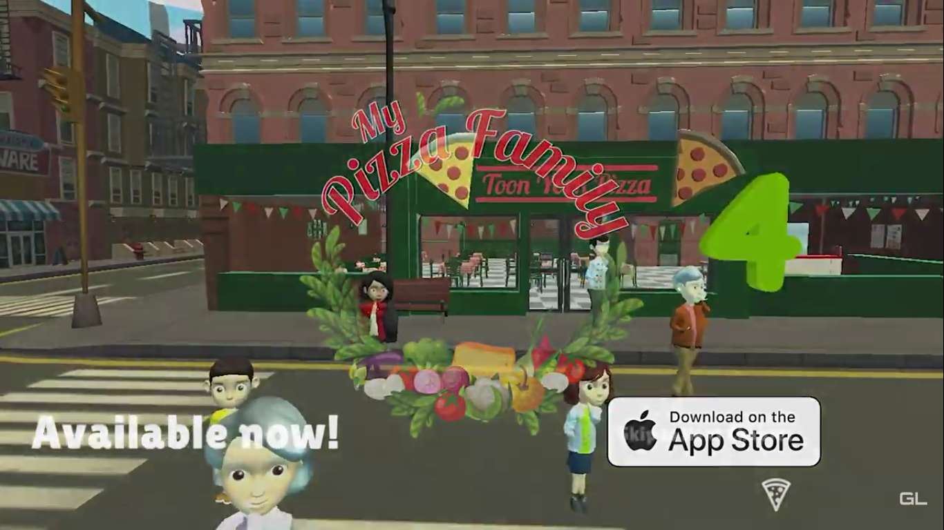 My Pizza Family Is A New Kid-Friendly Educational Game For Mobile Devices, Help Your Family With Their Pizza Shop And Make Your Neighborhood A Better Place