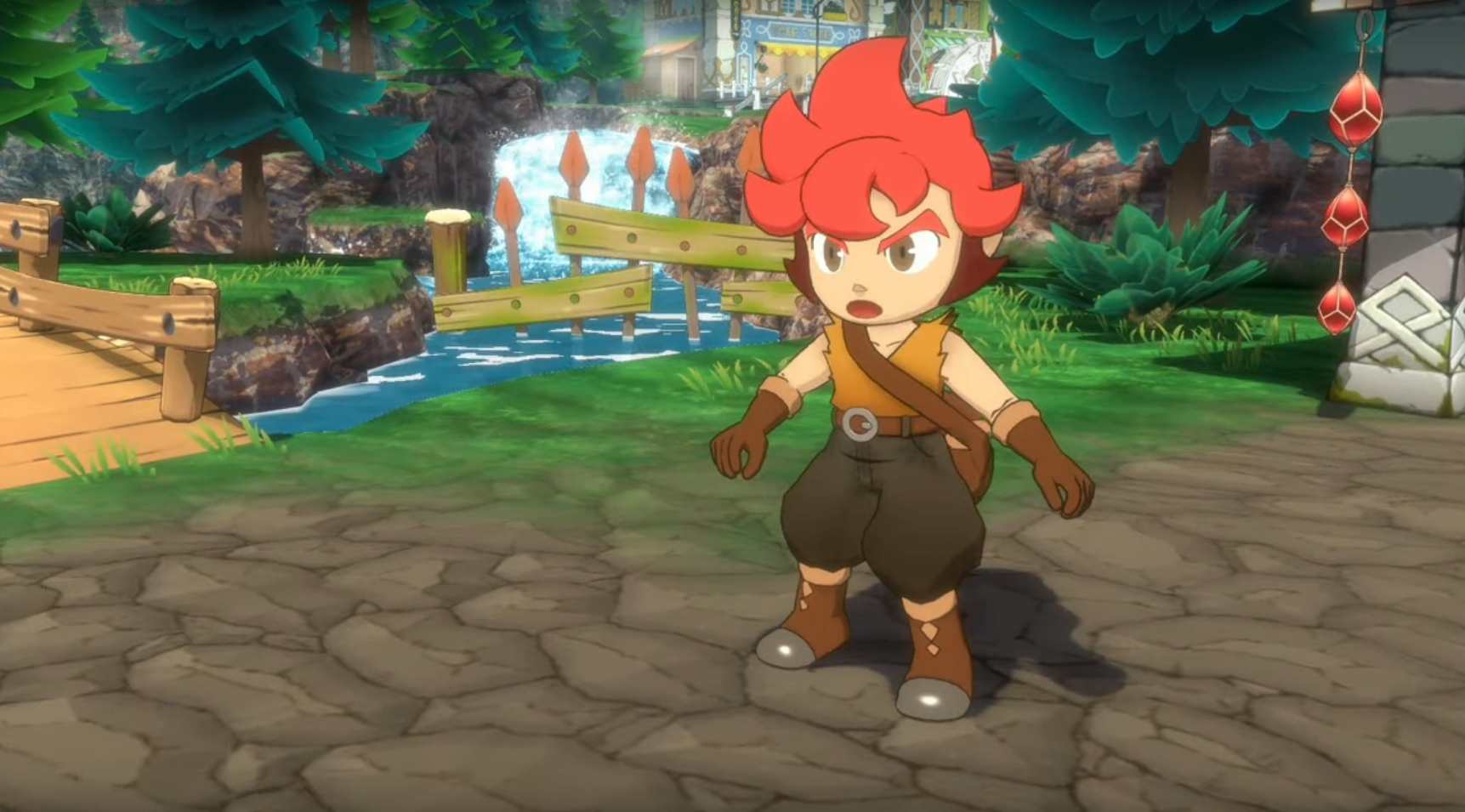NIS America Announces Physical Edition Of Little Town Hero For Nintendo Switch