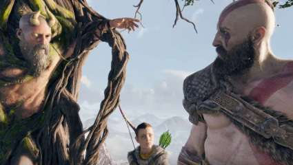 Santa Monica Studios Shows Off Fan-Made Scarily Realistic Animatronic Mimir Head From God Of War