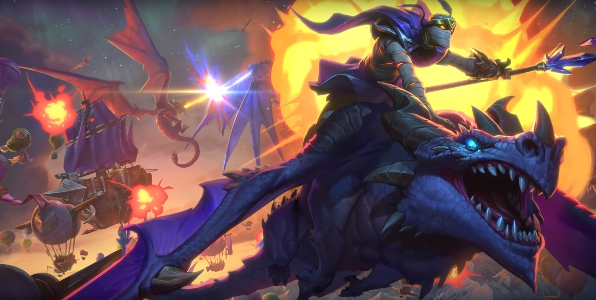 August Ayala, Lead Card Designer of Hearthstone, Announces Plans for a Future Balance Patch Towards Galakrond
