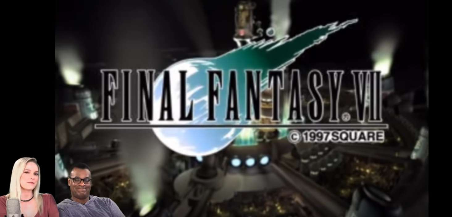 Aerith And Barrett Voice Actors From Final Fantasy VII Remake Play The Original Final Fantasy VII On YouTube