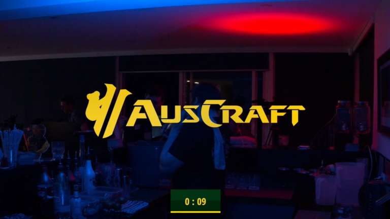 The Champion of the Grand Finals for AusCraft has been Crowned After Finale Between Vindicta and Future