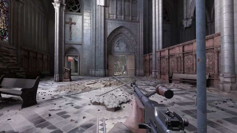 The Multiplayer First-Person Shooter Days Of War Has Finally Launched On Steam