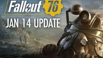 Update: Fallout 76 Patch Notes 1.33 Dropped Yesterday, January 14 For Xbox One, PC And PlayStation 4