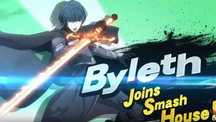 Byleth DLC Character Released For Super Smash Bros. Ultimate With Large 7.0 Update