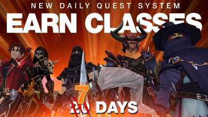AdventureQuest 3D Announces Changes To How Daily Class Quests Will Work